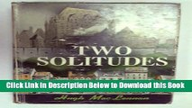 [Reads] Two Solitudes Online Books