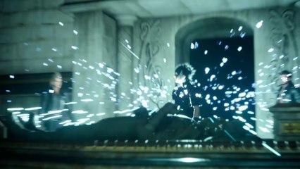 30 premiers minutes de gameplay en japonais de Final Fantasy XV