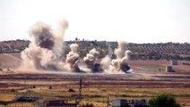 Gaziantep Cerablus Sınırındaki Mayınlar Temizleniyor