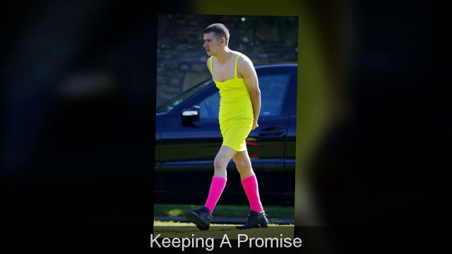 He Wore A Dress To His Best Friends Funeral And THIS Is Why!
