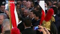 Brezilya'nın yeni devlet başkanı Michel Temer