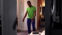 Filmé par Paul Pogba, Patrice Evra danse comme un fou devant Kingsley Coman