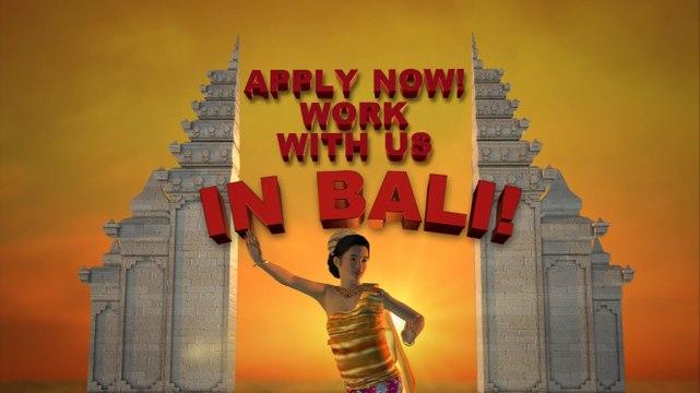 Now Hiring: Kami mencari 3D animator, modellers dan penulis untuk bekerja di studio Bali  - Tomonews