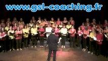 CHORALE à PARIS : Paris Seychelle par La Chorale de GSL coaching
