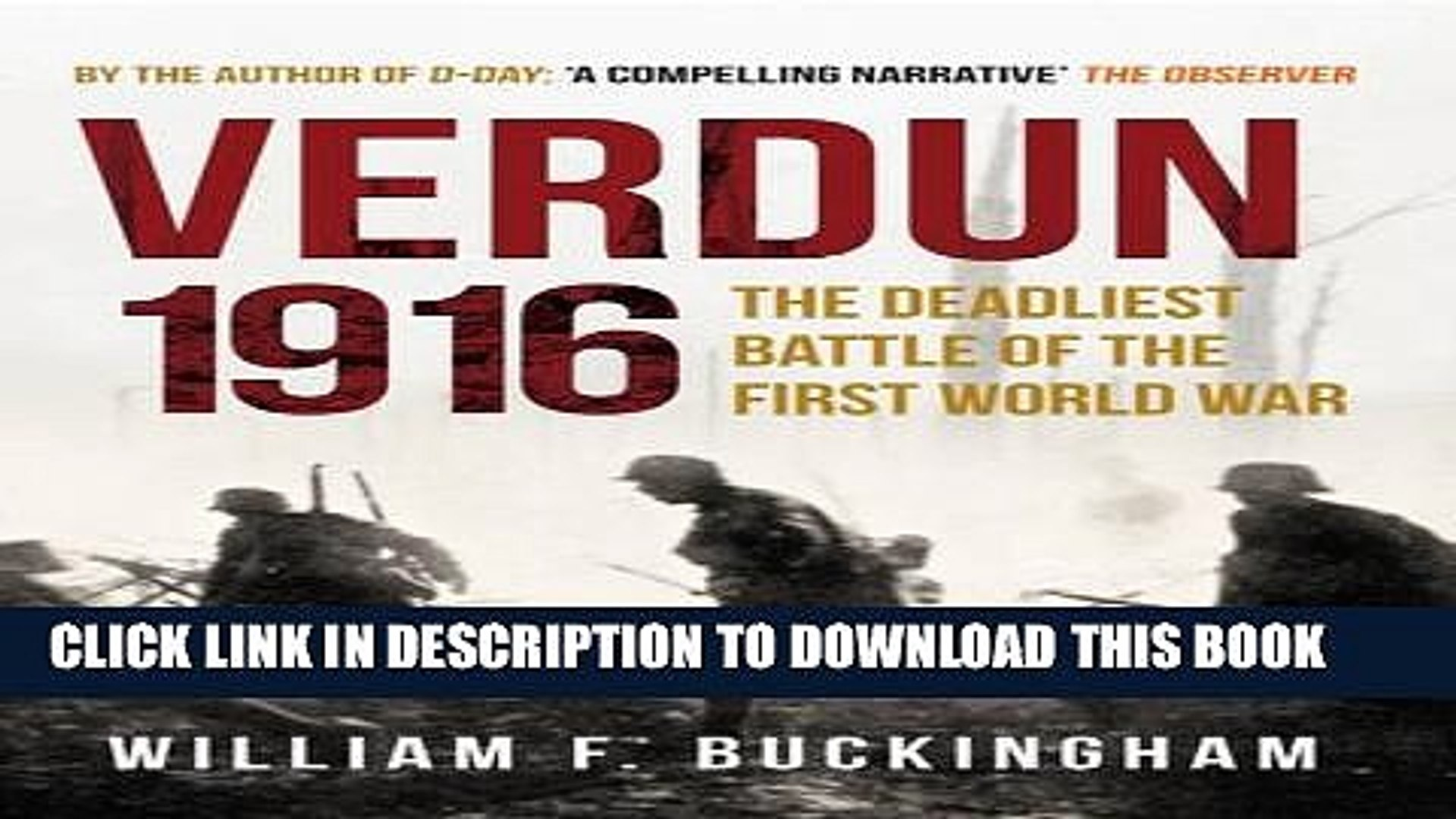 [PDF] Verdun 1916: The Deadliest Battle of the First World War Popular Online