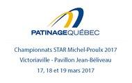 Championnats STAR Michel-Proulx 2017, Pavillon Jean-Béliveau