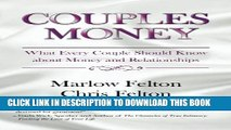 [PDF] Couples Money: What Every Couple Should Know about Money and Relationships Full Online