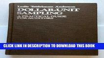 [PDF] Dollar-unit sampling: A practical guide for auditors Full Online