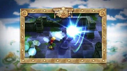 Dragon Quest VII : La Quête des vestiges du monde : Dragon Quest VII - Voyagez dans le passé pour sauver votre présent