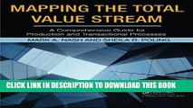 [PDF] Mapping the Total Value Stream: A Comprehensive Guide for Production and Transactional