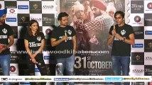 Soha Ali Khan | Vir Das At 31st October Trailer Launch