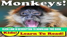 [New] Monkeys! Learning About Monkeys - Monkey Photos And Facts Make It Fun! (Over 45+ Pictures of