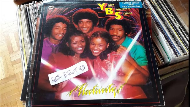 YATES BROTHERS & SISTERS-ELECTRICITY(RIP ETCUT)MCA REC 82