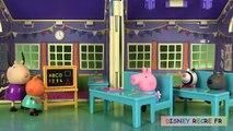 Peppa Pig School Play Doh House Playset Histoire Ecole et salle de classe Jouets