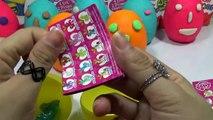 10 Kinder Surprise Eggs Peppa Pig Play Doh My Little Pony Toys Egg Surprise Peppa Pig Play Dough Set