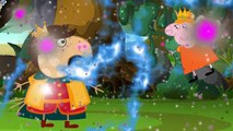 Peppa pig Español Hogs Toilet and Peppa pig Baby Vomits on His Brother & Sister New Episodes!