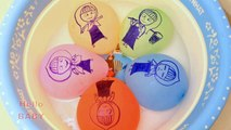 5 Masha Colour Balloons - Learn Colours Compilation - Color Flower Finger Balloon Nursery Rhymes