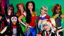 Wonder Woman And Bionic Woman Unite In New DC Comics Series