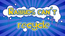 Rabbids cant recycle [INT]   Rabbids