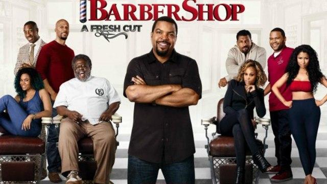 Barbershop- The Next Cut  Trailer (2016) - Ice Cube, Nicki Minaj Comedy HD