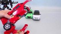 """Cars en Español """"Carros Transformers Juguetes"""" • Cars Juguetes para Niños"""
