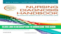 New Book Nursing Diagnosis Handbook: An Evidence-Based Guide to Planning Care, 11e