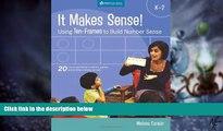 Big Deals  It Makes Sense!: Using Ten-frames to Build Number Sense, Grades K-2  Free Full Read