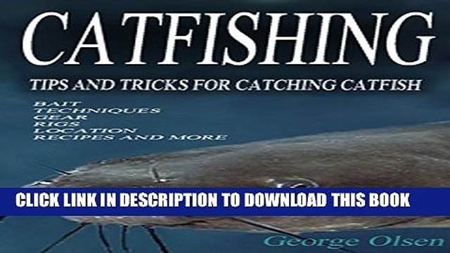 [PDF] Catfishing: Tips and Tricks for Catching Catfish Popular Online