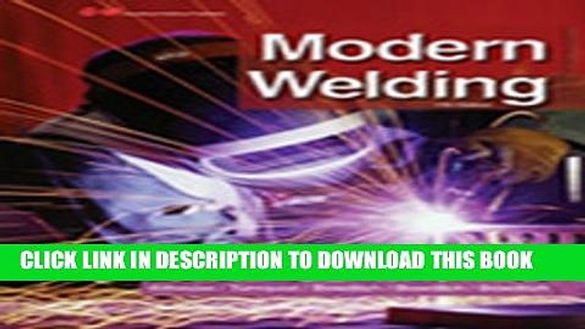 Collection Book Modern Welding