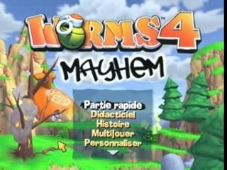 Worms vidéo2