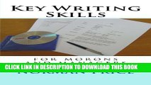 [PDF] Key Writing Skills for Morons   Managers Full Online