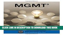 Collection Book MGMT  (with MGMT Online, 1 term (6 months) Printed Access Card) (New, Engaging