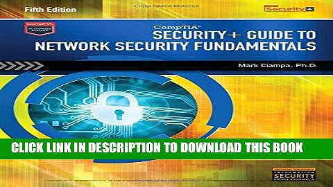 New Book CompTIA Security+ Guide to Network Security Fundamentals (with CertBlaster Printed Access