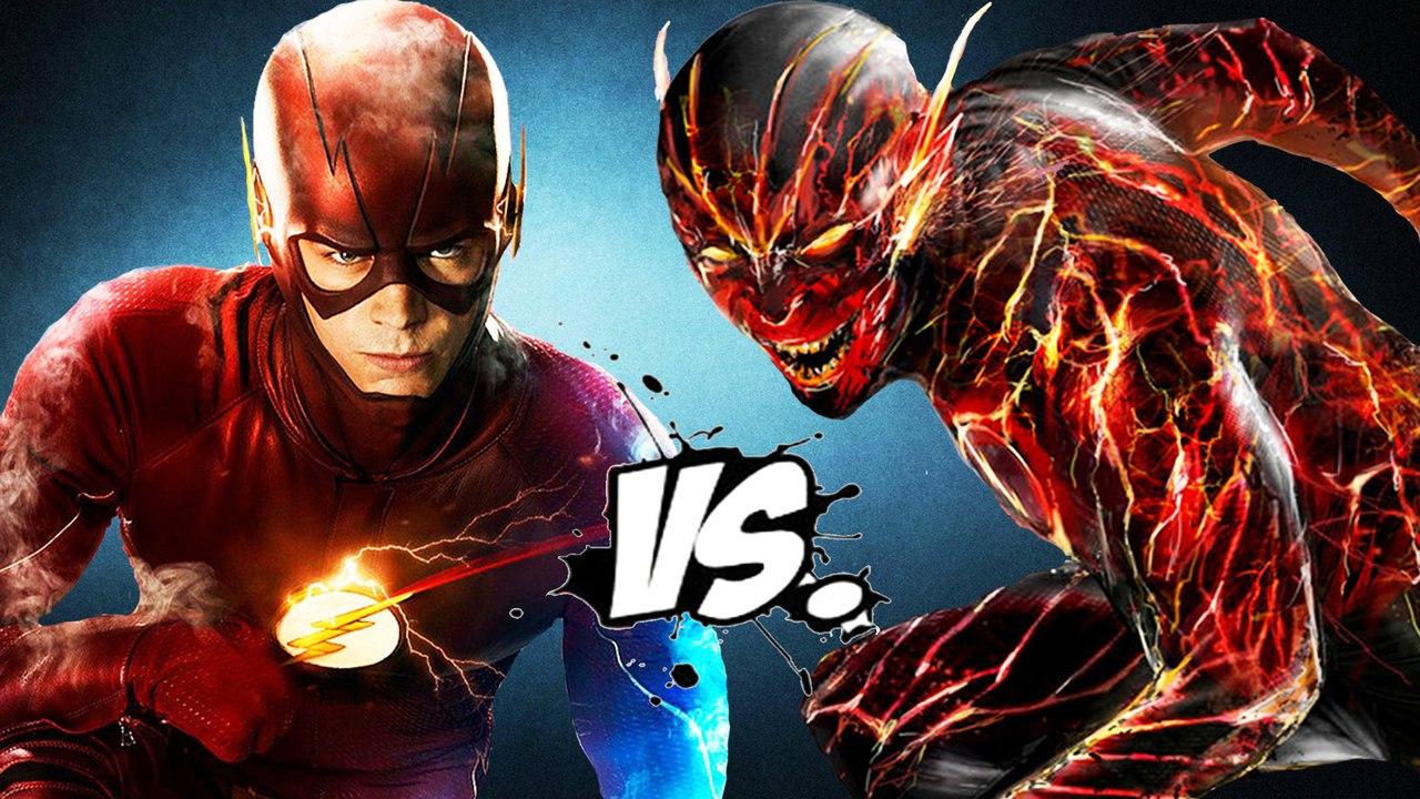 The Flash Vs The Reverse Flash Prime Earth Daniel West Epic