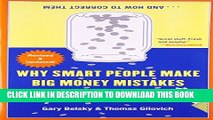 [PDF] Why Smart People Make Big Money Mistakes and How to Correct Them: Lessons from the