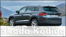 2016 Skoda Kodiaq Weltpremiere in Berlin 2016 Auto Skoda SUV