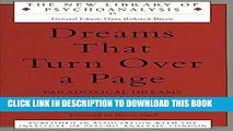 Collection Book Dreams That Turn Over a Page: Paradoxical Dreams in Psychoanalysis (The New