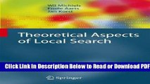 [Get] Theoretical Aspects of Local Search (Monographs in Theoretical Computer Science. An EATCS