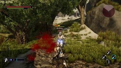 Pre-Alpha Gameplay Footage de Elex