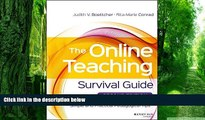 Big Deals  The Online Teaching Survival Guide: Simple and Practical Pedagogical Tips  Best Seller