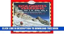 [PDF] Dolomites Trekking - Av1   Av2: Italy Trekking Guides (Trailblazer Italy Trekking Guides)