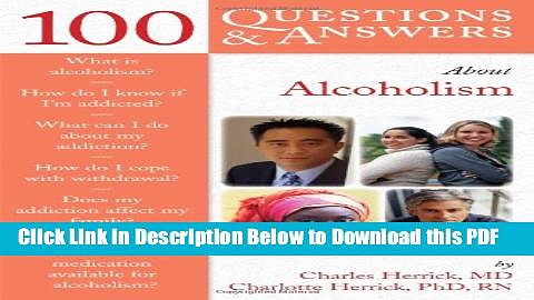 [Read] 100 Questions     Answers About Alcoholism Free Books