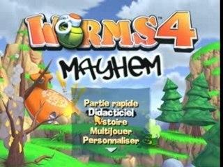 Worms vidéo1