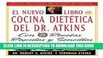 [PDF] El Nuevo Libro De Cocina Dietetica Del Dr Atkins: Con Recetas Rapidas Y Sencillas (Spanish