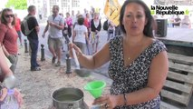 VIDEO (41) : Distribution de lait par la Confédération paysanne à Blois
