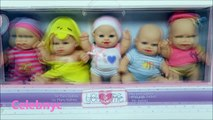 So Many Babies You & Me Baby Doll Playset - Mes Jolis bebes Mis Bebes Play Set