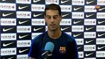 FCB Masia: Gerard López, prèvia FC Barcelona B-Vila-real B [CAT]