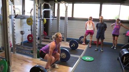 Inside préparation physique Groupe Alpin technique dames