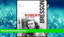 Enjoyed Read Robert Bresson (Revised), Revised and Expanded Edition (Cinematheque Ontario