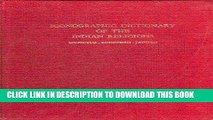 [PDF] Iconographic Dictionary of the Indian Religions: Hinduism, Buddhism, Jainism (Asian Arts